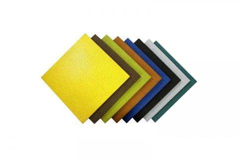 Резиновая плитка, 40 мм