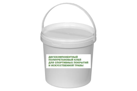 Двухкомпонентный полиуретановый клей